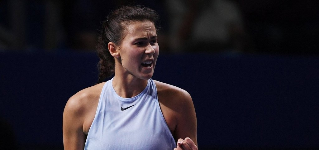 Vikhlyantseva punches her way to the main draw
