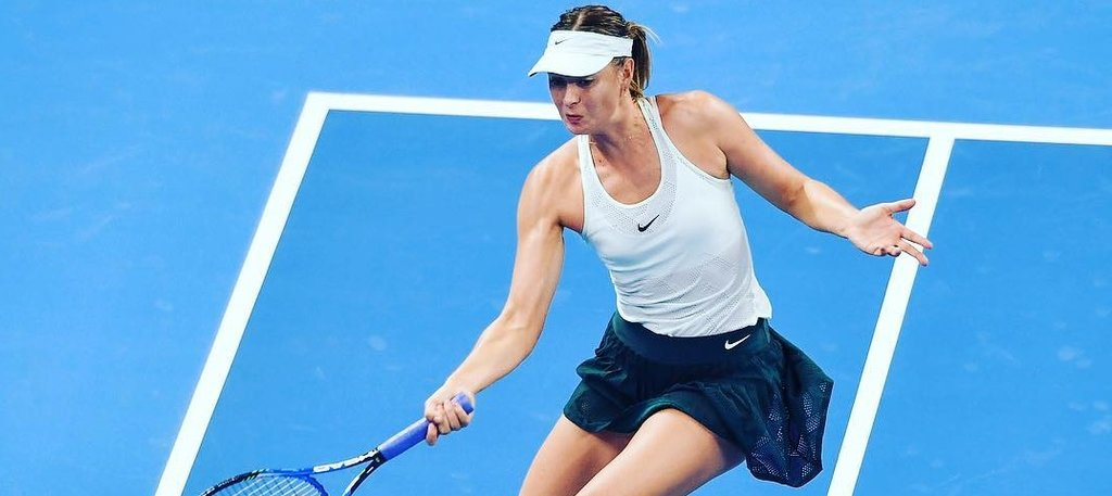 Maria Sharapova and Olesya Pervushina are handed main draw  wild cards