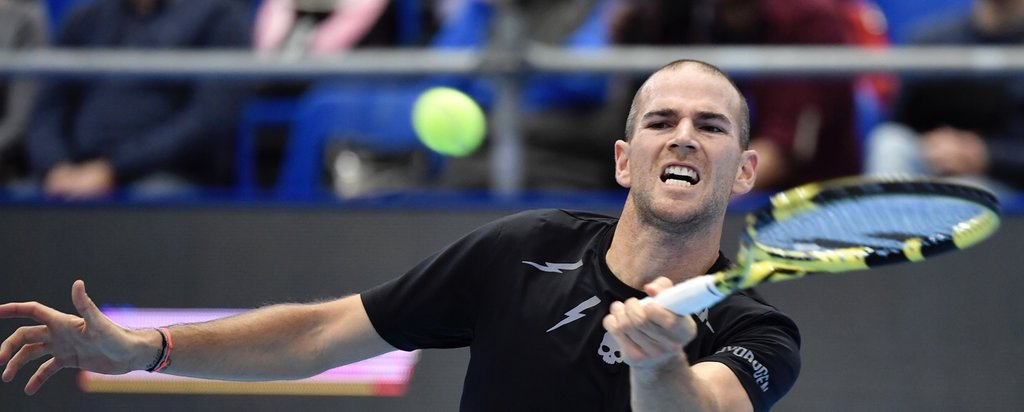 Mannarino beats Seppi again to reach second consecutive finals in Moscow