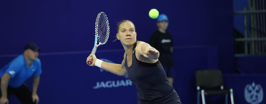 Kanepi and Cepelova  into VTB Kremlin Cup MD