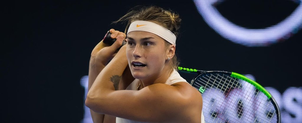 Arina Sabalenka pulls out