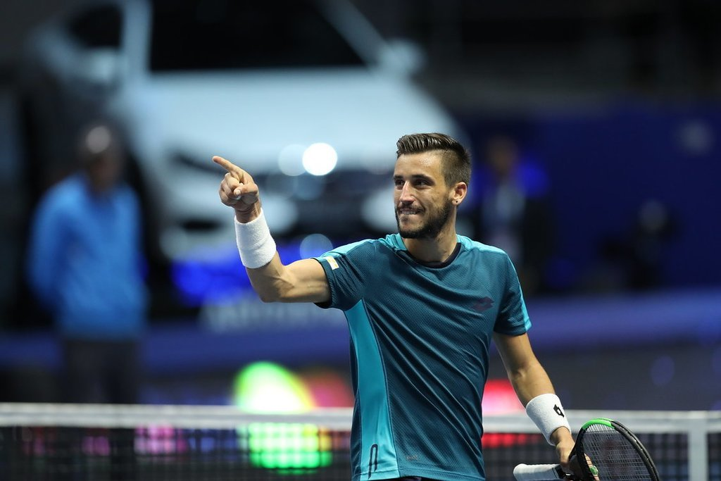 Damir Dzumhur: «Right now I'm at that point when I'm playing good and waiting for the good results»