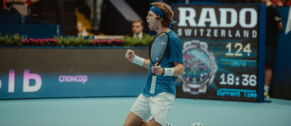 Andrey Rublev: «It is impossible to describe my feelings with words!»