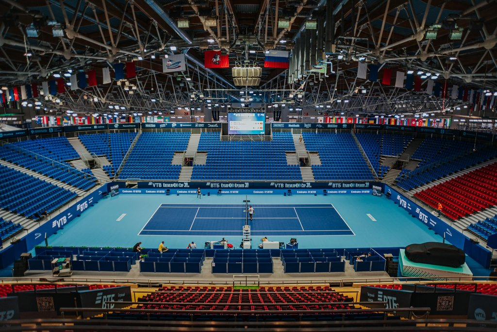 XXXI International tennis tournament has been postponed