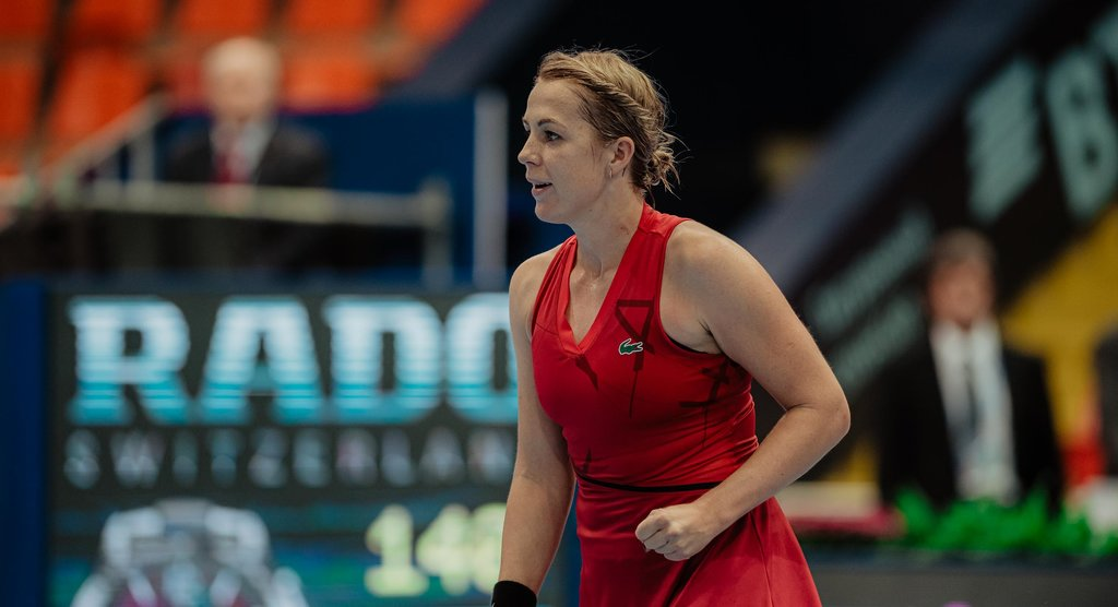 The Russians Rublev and Pavlyuchenkova rush into «VTB Kremlin Cup 2019» singles finals