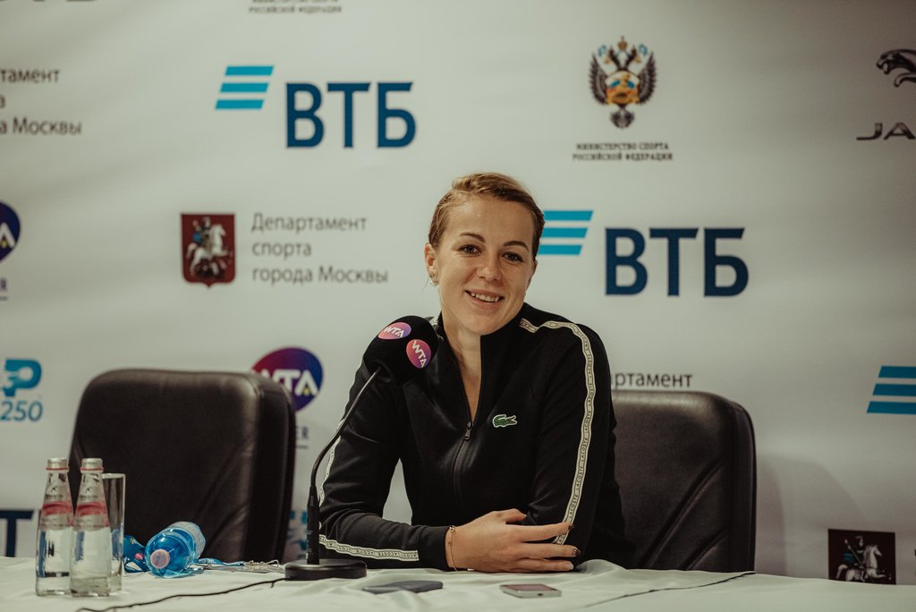 Anastasia Pavlyuchenkova: «One must remember there is yet another match tomorrow!»