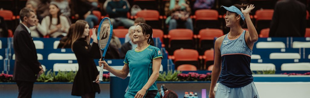 Aoyama and Shibahara – crowned champions of the «VTB Kremlin Cup 2019»
