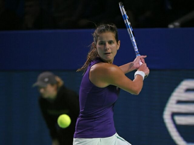 Goerges stopped Putintseva from reaching the quarterfinals