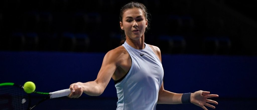 Vikhlyantseva reaches the main draw