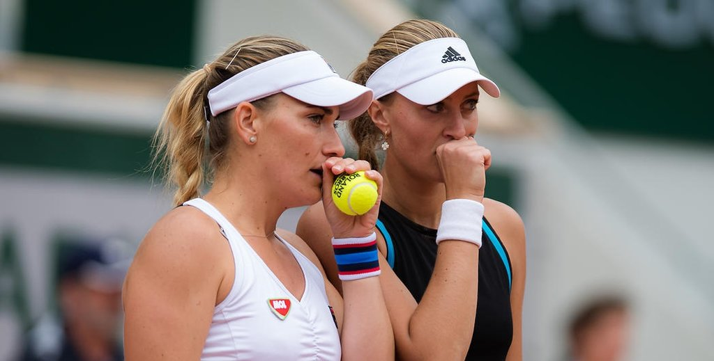 Women's doubles draw unveiled