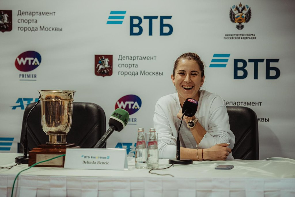 Belinda Bencic: «VTB Kremlin Cup will take a special place in my heart!»