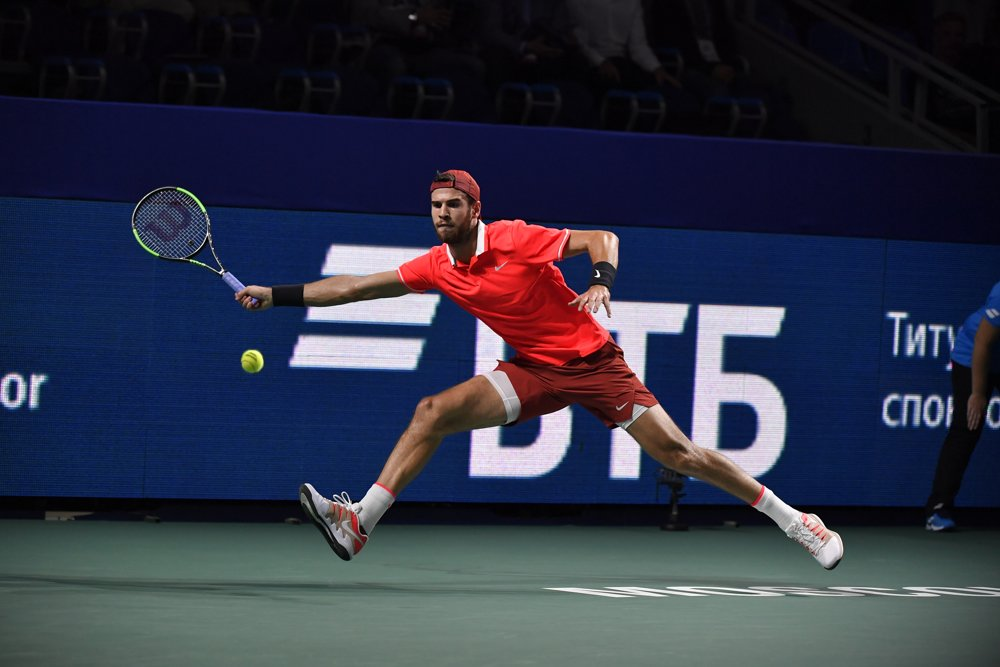 Khachanov reached his first Kremlin Cup finals