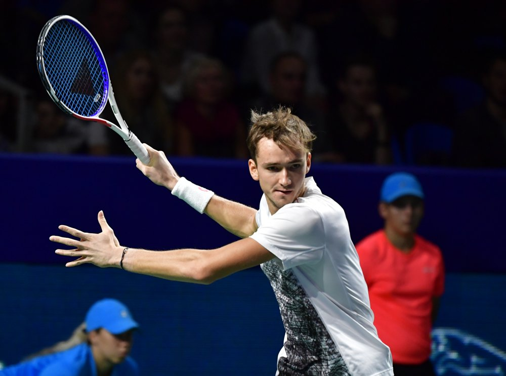 Daniil Medvedev: «it's impossible to play at your maximum every time»