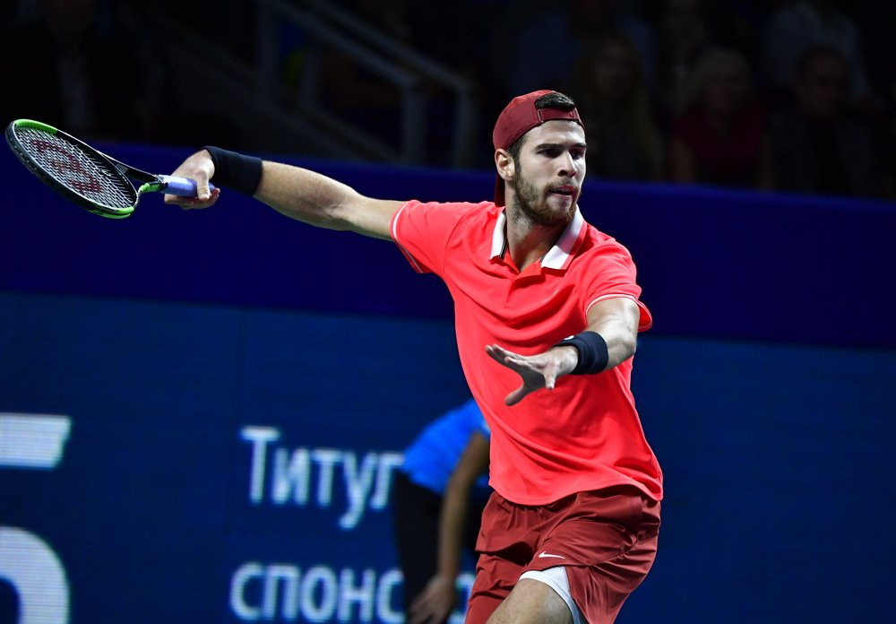 Karen Khachanov: «I want to win the title match»