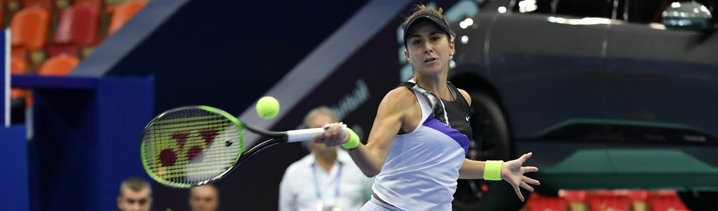 Bencic beats Flipkens, takens on Mladenovic in semis