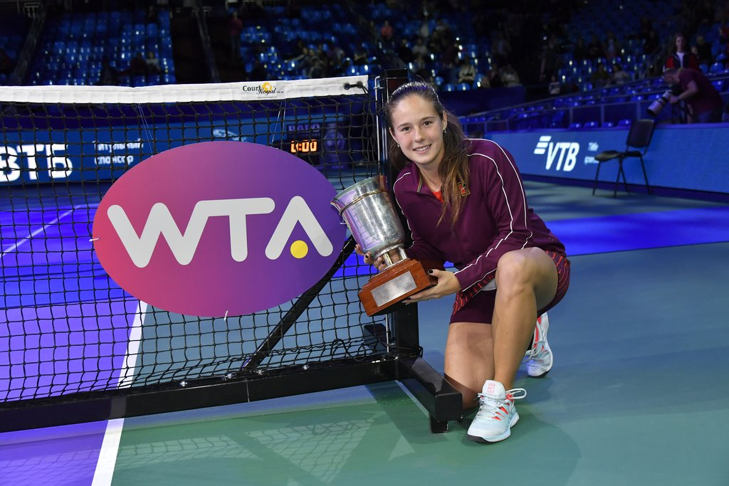 Daria Kasatkina wins the VTB Kremlin Cup