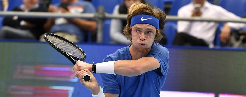 Rublev defeats Cilic to reach VTB Kremlin Cup final