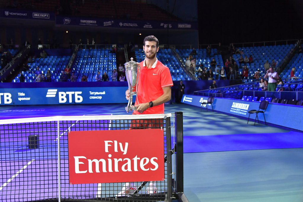 Karen Khachanov: «I will always remember this title!»