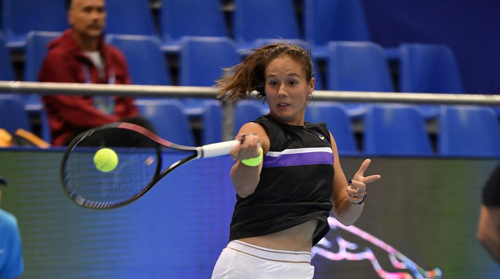 Kasatkina dethroned, Rublev clinches important win in Moscow