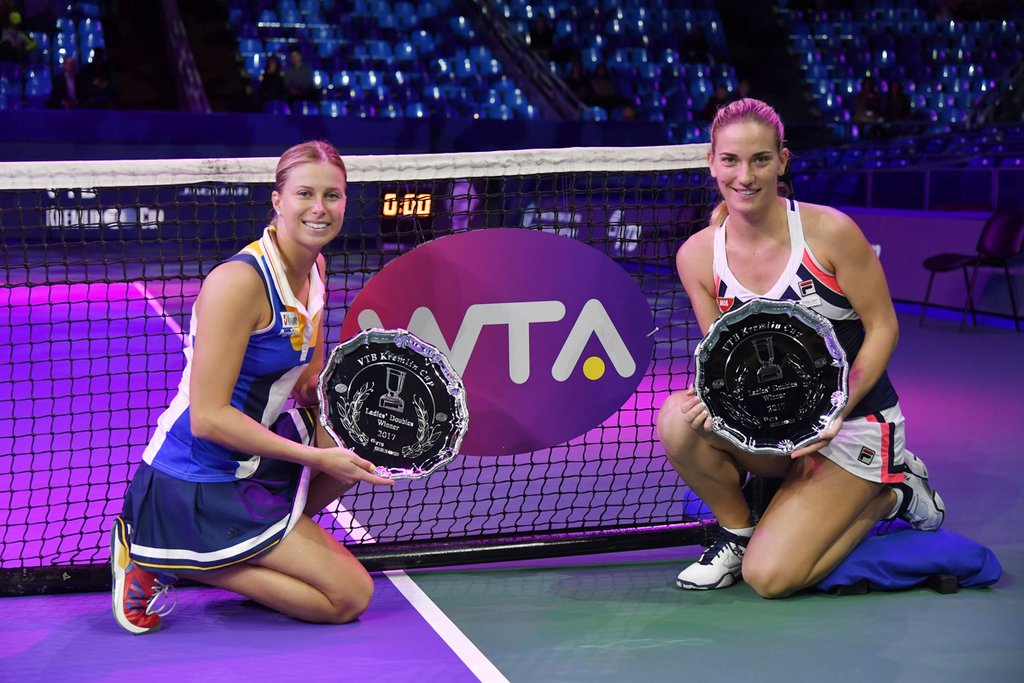 Babos and Hlavackova: «This victory is a good sign for Singapore»