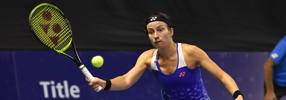 Sevastova goes further