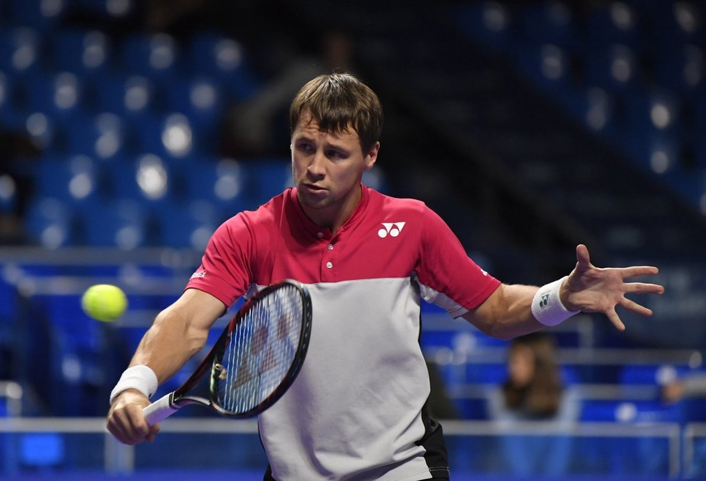 Berankis takes on Kavcic, Gakhov to meet Rosol