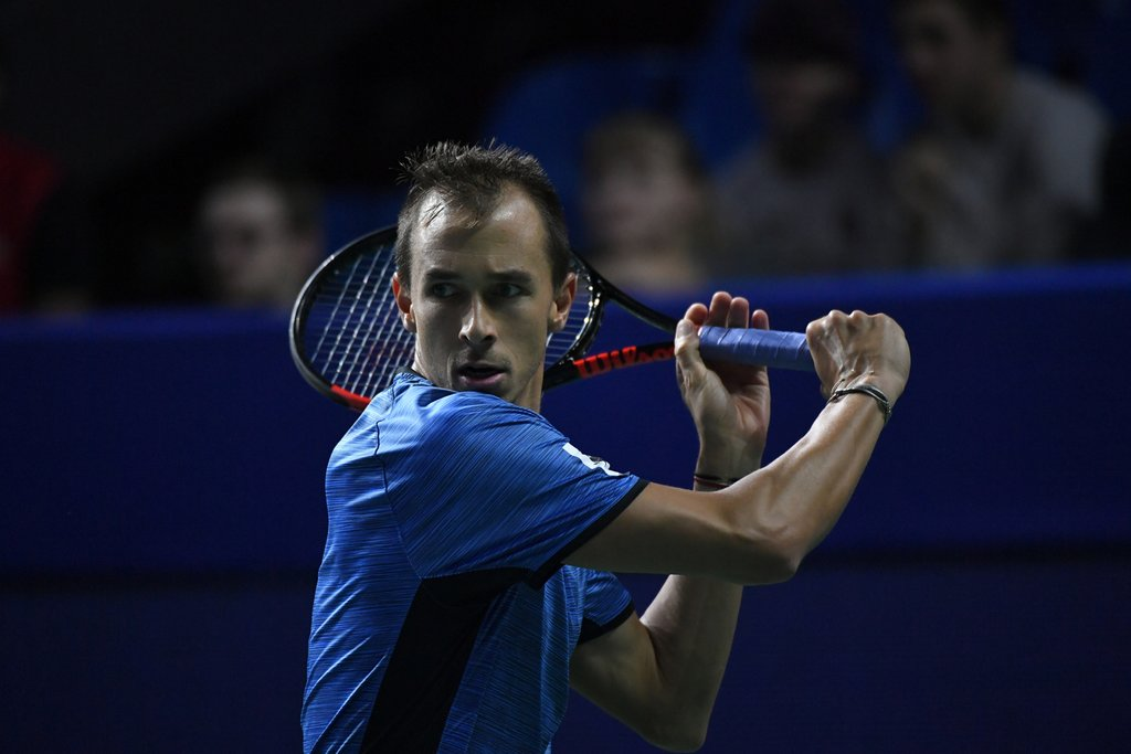 Rosol will face Khachanov