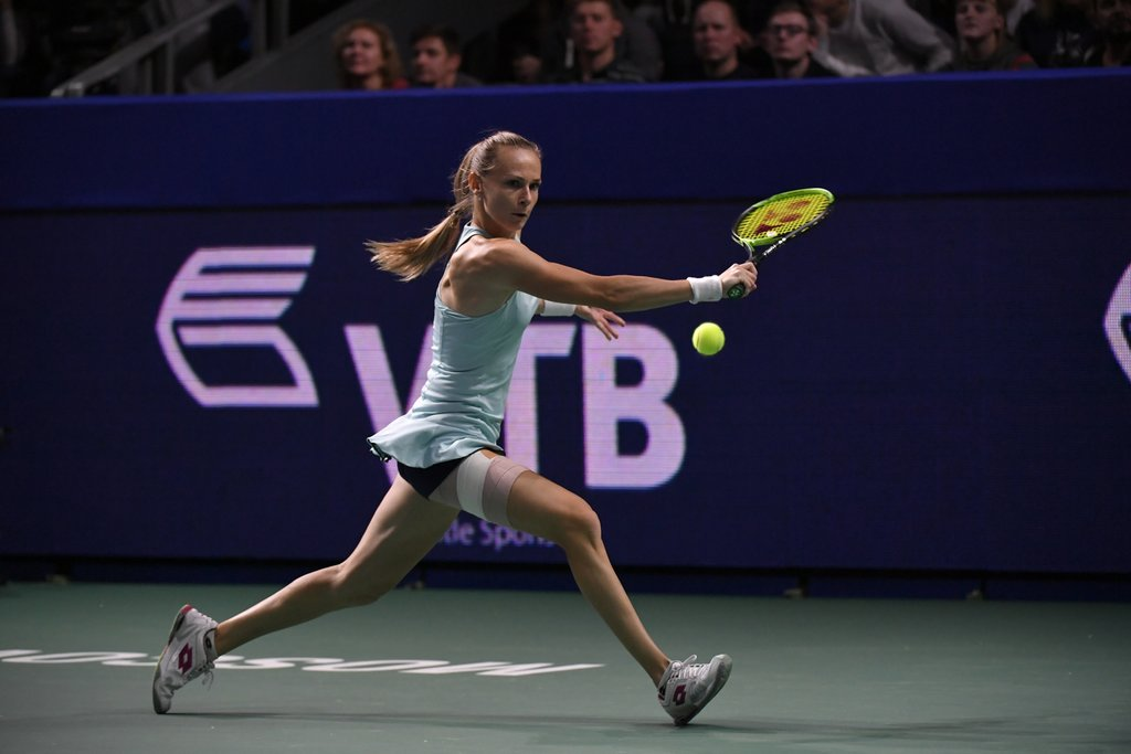 Magdalena Rybarikova: «I didn't expect to win today's match»
