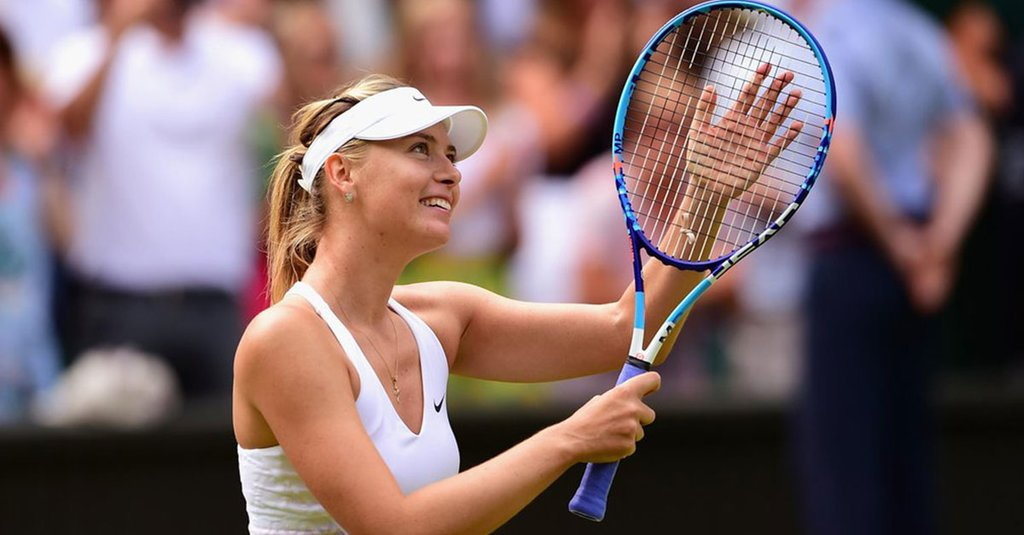 Maria Sharapova: I wanted to finish my season in Moscow