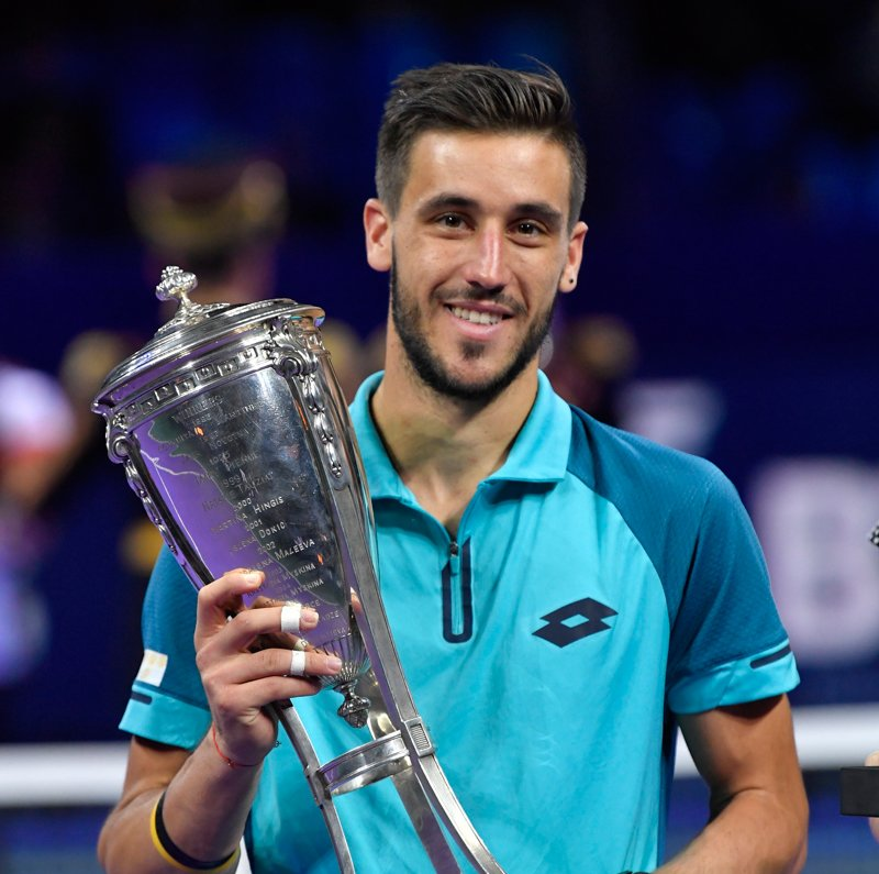 Damir Dzumhur: «Each Russian tournament has its positive sides »